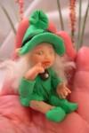 Baby Elf Doll