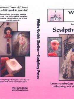 dvd - sculpting faces dvd full cover