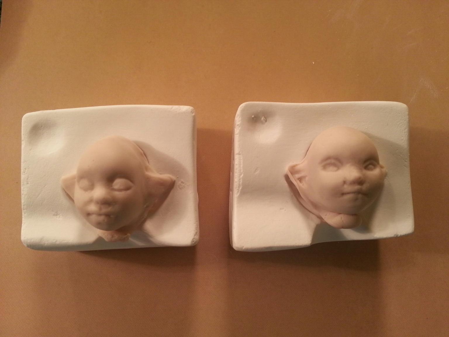 Baby Fairy Beginners Kit White Gothic Studios