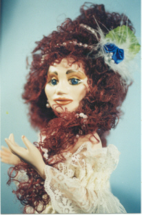 colleen ooak doll face