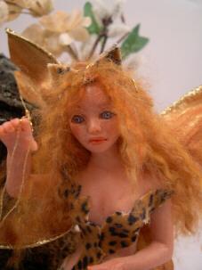 fairy maiden as cat woman
