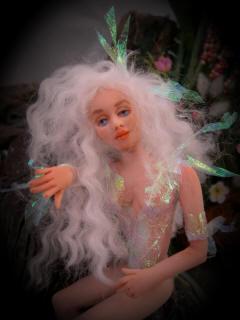 ooak fairy push mold