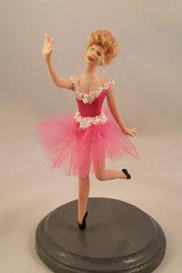 ballerina push mold